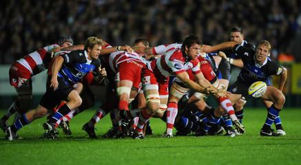 Bath Rugby v Gloucester Rugby Aviva Premiership