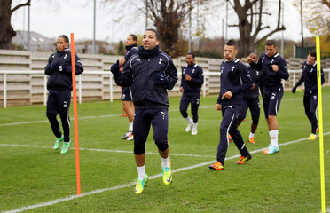 Tottenham Hotspur Press Conference & Training