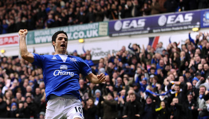 Everton v Bolton Wanderers Barclays Premier League