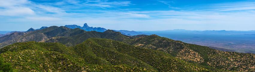 View from Kitt Peak Arizona