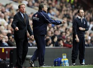 Aston Villa v Tottenham Hotspur Barclays Premier League