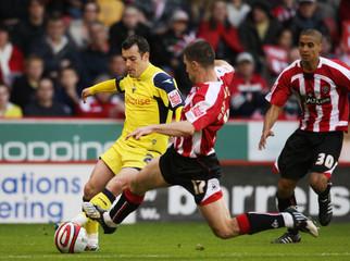 Sheffield United v Preston North End Coca-Cola Football League Championship Play-Off Semi Final Second Leg