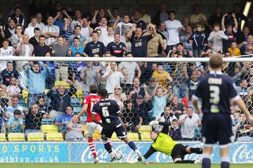 Millwall v Nottingham Forest npower Football League Championship