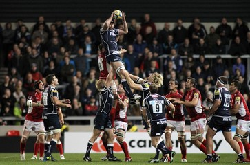 Sale Sharks v London Welsh - Aviva Premiership
