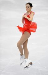 CANADA-VANCOUVER-WINTER OLYMPICS-FSKATING-WOMEN'S FREE SKATING