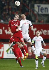 FC Twente v Fulham UEFA Europa League Group Stage Matchday Five Group K