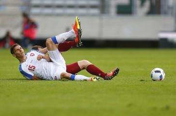 Football Soccer - Russia v Czech Republic - International Friendly
