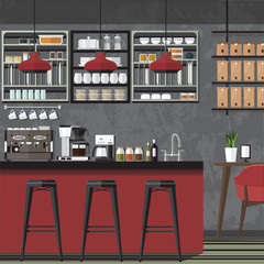 Design Coffe Shop & Cafe