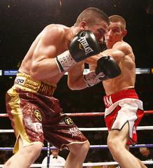 Billy Joe Saunders v Emanuele Blandamura European Middleweight Title