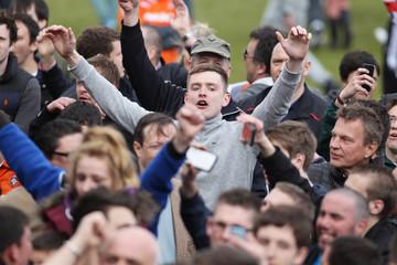 Welling United v Luton Town - Skrill Premier