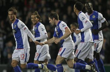 Blackburn Rovers v Birmingham City Barclays Premier League