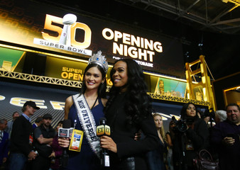 NFL: Super Bowl 50-Opening Night