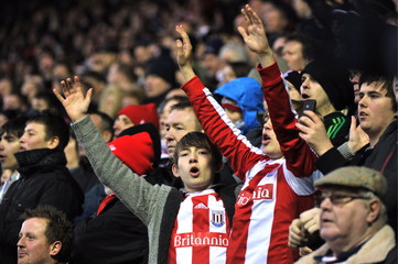 Derby County v Stoke City FA Cup Fourth Round