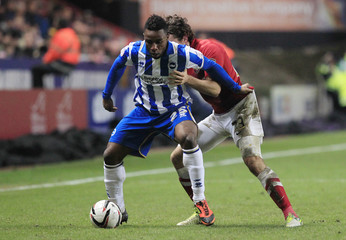Charlton Athletic v Brighton & Hove Albion - npower Football League Championship