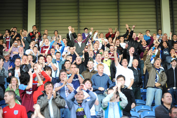 Huddersfield Town v Tranmere Rovers npower Football League One