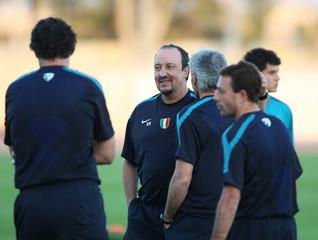 Inter Milan Training