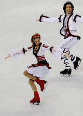 CANADA-VANCOUVER-FSKATING-ICE DANCE-ORIGINAL DANCE