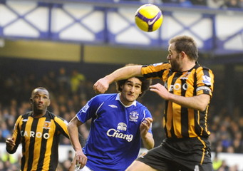 Everton v Hull City Barclays Premier League