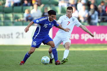 England v Finland 2009 UEFA European Under-21 Championship Group B