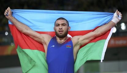 Wrestling - Men's Freestyle 86 kg Bronze