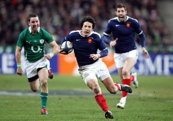 France v Ireland RBS Six Nations Championship 2010