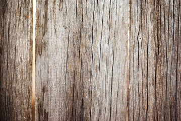 Brown old wooden fence texture