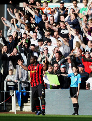 Swansea City v Manchester City Barclays Premier League