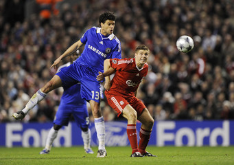 Liverpool v Chelsea UEFA Champions League Quarter Final First Leg