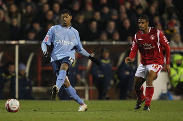 Nottingham Forest v Coventry City Coca-Cola Football League Championship