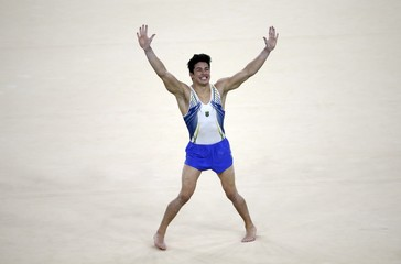 Artistic Gymnastics - Men's Individual All-Around Final