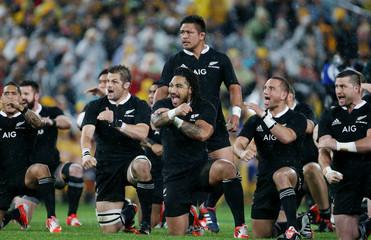 Australia v New Zealand - 2014 Castrol EDGE Rugby Championship