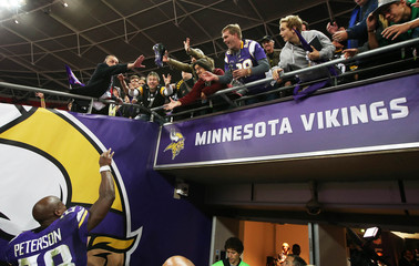 Minnesota Vikings v Pittsburgh Steelers - NFL International Series