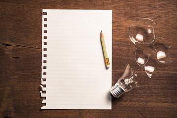 Writing and Idea