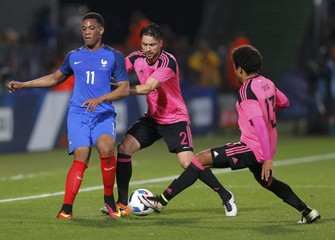 Football Soccer - France v Scotland - International Friendly