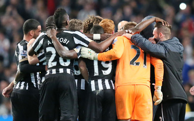Manchester City v Newcastle United - Capital One Cup Fourth Round