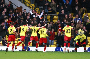 Watford v Cardiff City npower Football League Championship