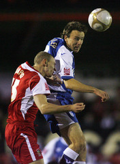 Accrington Stanley v Gillingham FA Cup Third Round