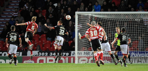 Doncaster Rovers v Sheffield United - npower Football League One