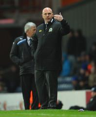 Blackburn Rovers v Newcastle United Barclays Premier League