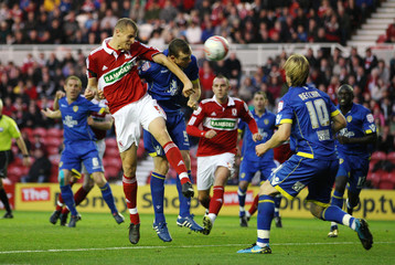 Middlesbrough v Leeds United npower Football League Championship