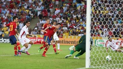 Spain v Tahiti - FIFA Confederations Cup Brazil 2013 Group B