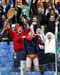 Rugby Union - Italy v Scotland - RBS Six Nations Championship 2016
