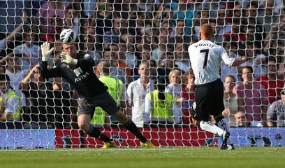 Fulham v Norwich City - Barclays Premier League