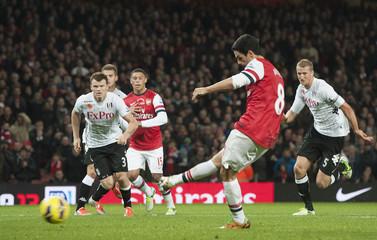 Arsenal v Fulham - Barclays Premier League