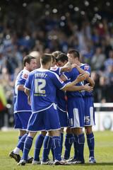 Crewe Alexandra v Leicester City Coca-Cola Football League One