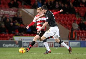 Doncaster Rovers v Charlton Athletic - Sky Bet Football League Championship