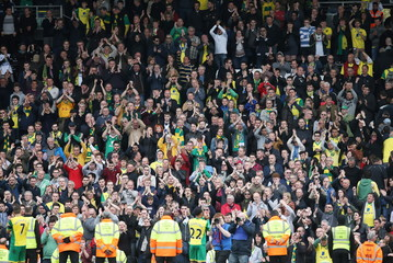 Fulham v Norwich City - Barclays Premier League