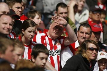 Sunderland v West Bromwich Albion Barclays Premier League
