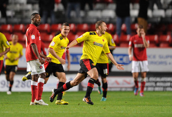 Charlton Athletic v Watford - npower Football League Championship
