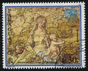 Madonna and Child by Albrecht Durer